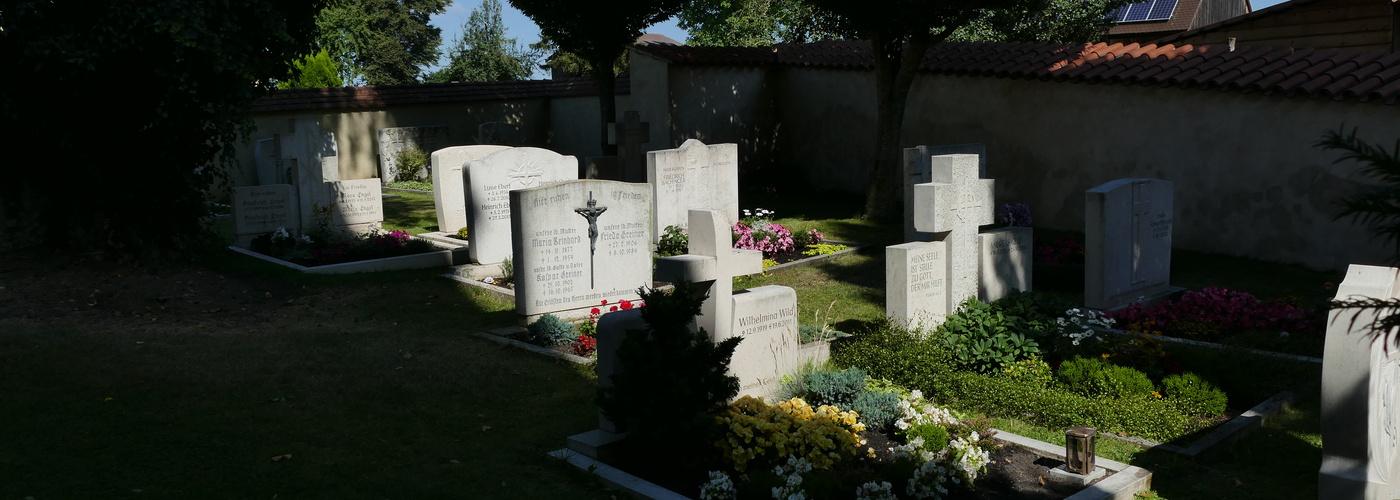 Friedhof Wörnitzostheim